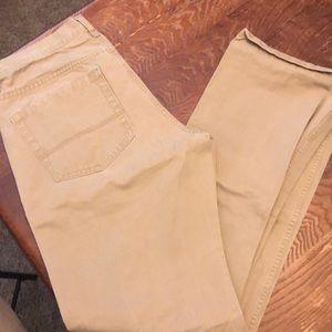Men's 34x34 Dockers pants